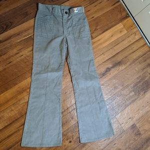 Vintage with tags Corduroy Bell-bottoms by H.I.S.